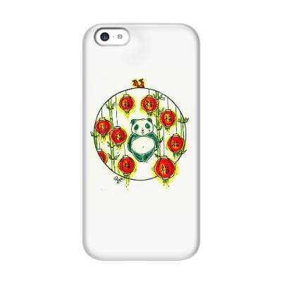 Чехол для iPhone 5c Пожелание Счастья