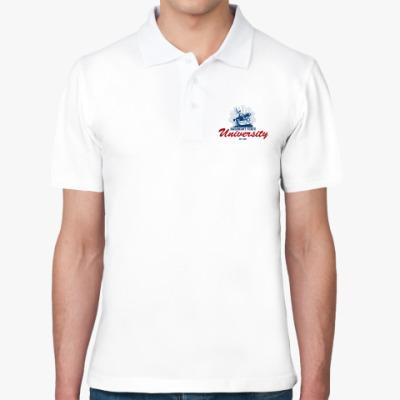 Рубашка поло БГУ