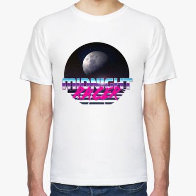 Футболка Retrowave. Midnight Racer