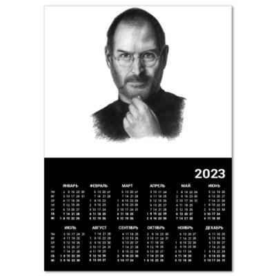 Календарь Стив Джобс