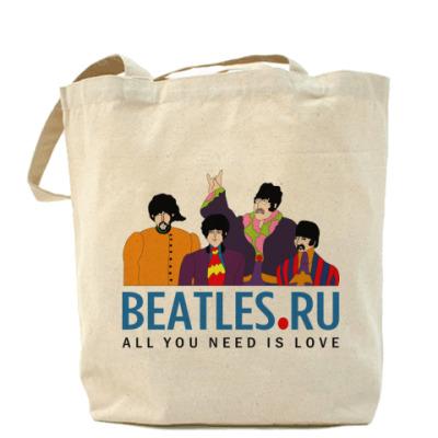 Сумка Холщовая сумка Beatles.ru