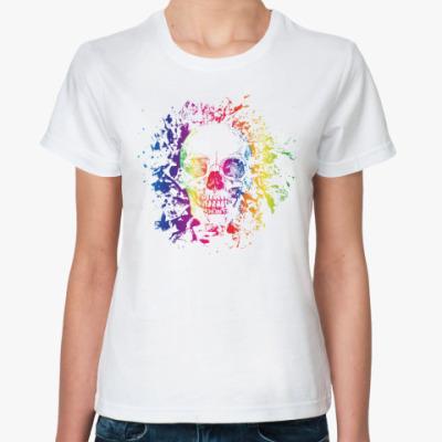 Классическая футболка Бедный Йорик