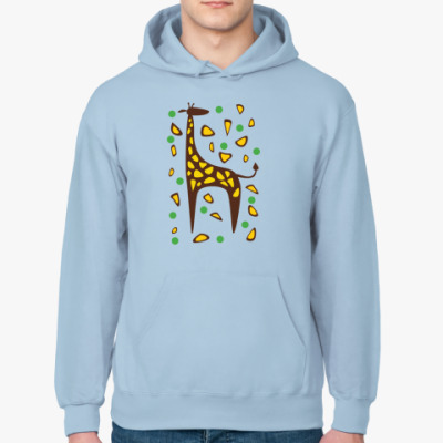 Толстовка худи Жирафа