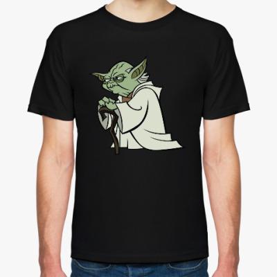 Футболка Звездные Войны: Йода / Star Wars: Yoda