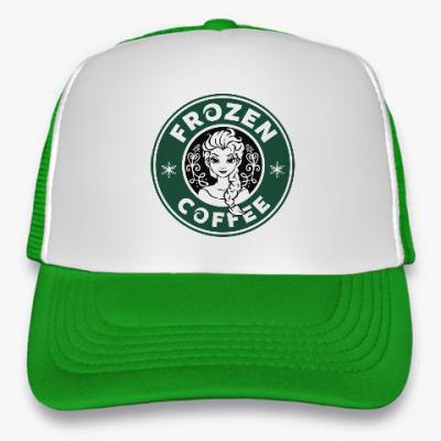 Кепка-тракер Frozen coffee