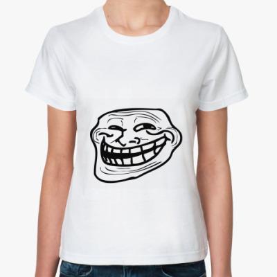 Классическая футболка Coolface