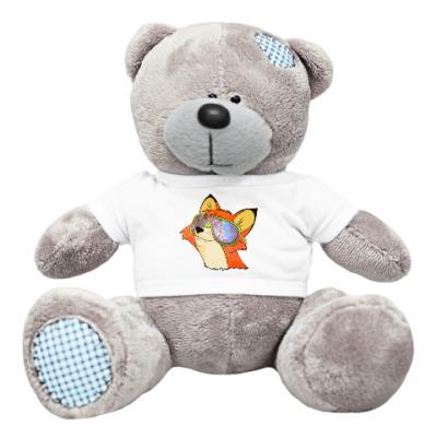 Плюшевый мишка Тедди Foxy