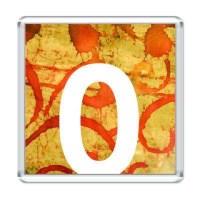 Магнит Alphabet