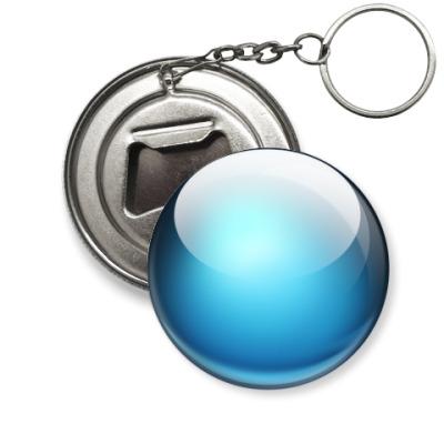 Брелок-открывашка Хрустальный шар