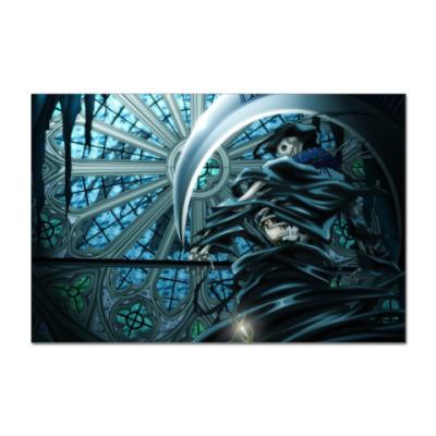 Наклейка (стикер) 7-й дух