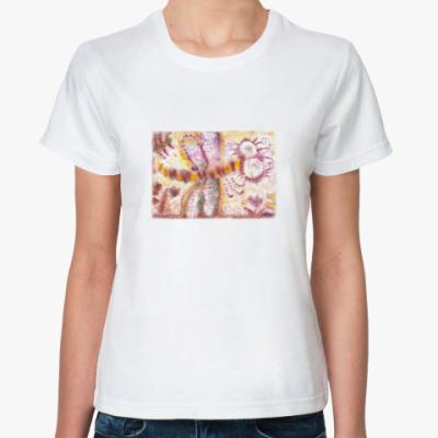 Классическая футболка Стрекоза из м/ф Винни-Пух