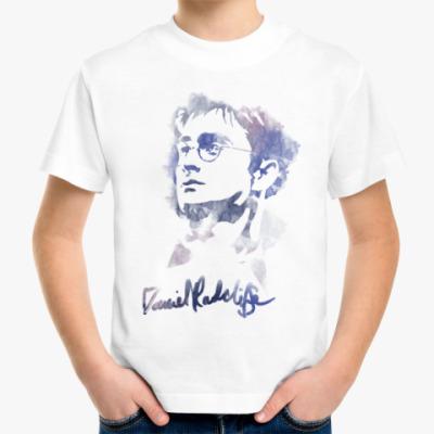 Детская футболка Дэниэл Редклифф - Гарри Поттер