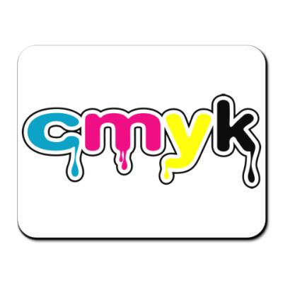 Коврик для мыши CMYK