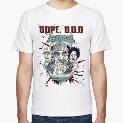 Футболка Dope D.O.D