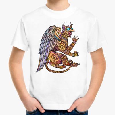Детская футболка Йошкина Грифошка