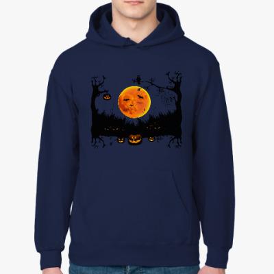 Толстовка худи Хеллоуин
