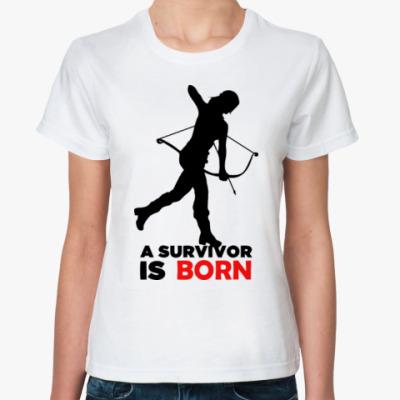 Классическая футболка Witch Hunter