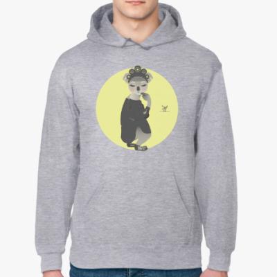 Толстовка худи Animal Fashion: K is for Koala