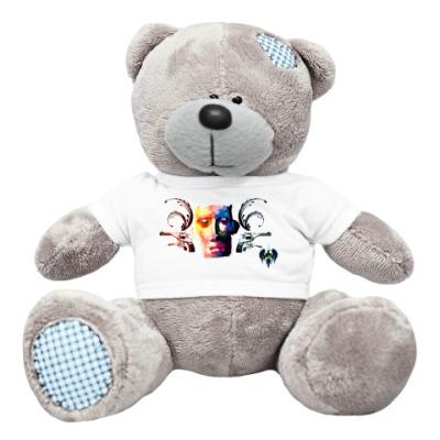 Плюшевый мишка Тедди дизайн