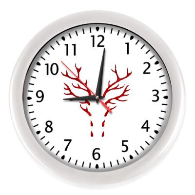 Настенные часы Ганнибал