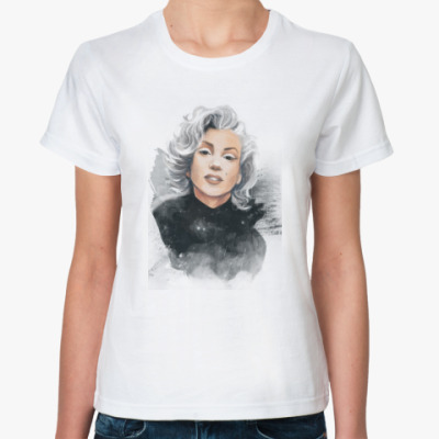Классическая футболка Marilyn Monroe