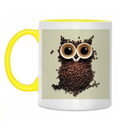 Кружка Кружка кофейная сова