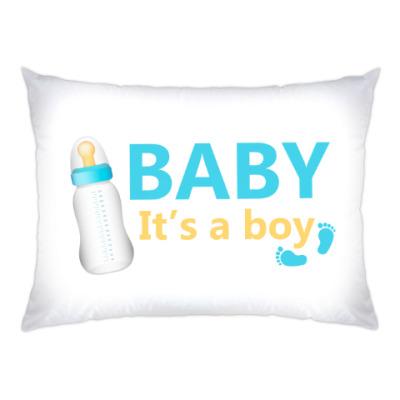 Подушка Baby It'a a boy