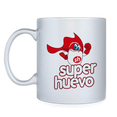 Кружка Super Huevo!