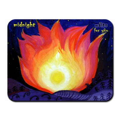 Коврик для мыши  Night&Fire