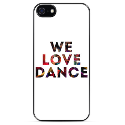 Чехол для iPhone Мы любим танцы