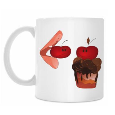 Кружка Cherry&Cake