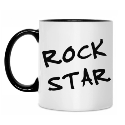 Кружка Rock Star