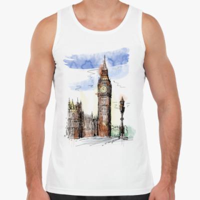 Майка Биг-Бен -Big Ben-Англия-Лондон