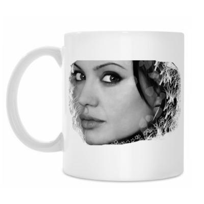 Кружка Анджелина Джоли