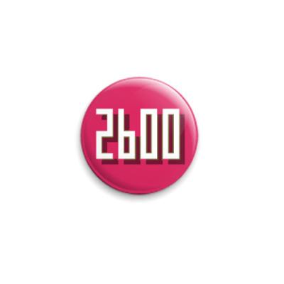 Значок 25мм Значок 25 мм - 2600 #6