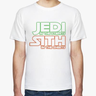 Футболка Jedi and Sith