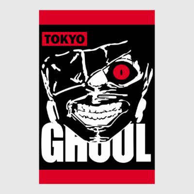 Постер Tokyo Ghoul