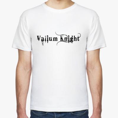 Футболка  Valium knight