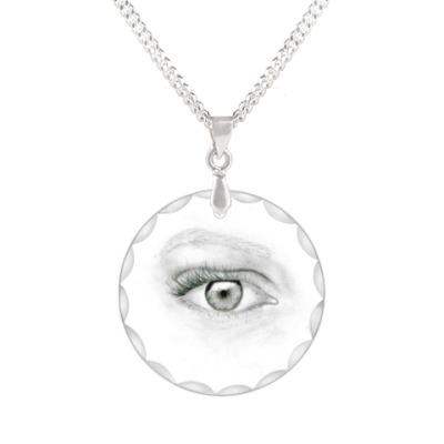 Кулон Мистический глаз