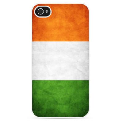 Чехол для iPhone Флаг Ирландии