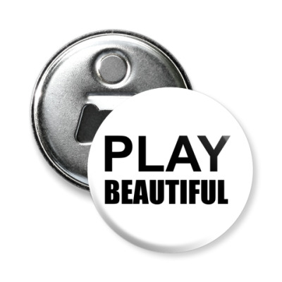 Магнит-открывашка Play Beautiful