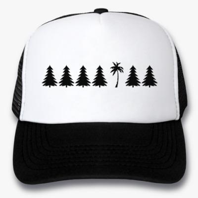 Кепка-тракер Другое дерево