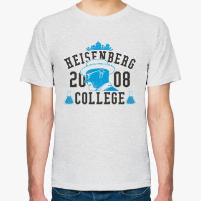 Футболка Heisenberg College