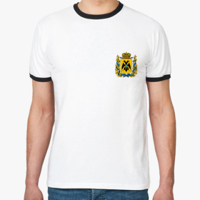 Футболка Ringer-T Таврическая Губерния
