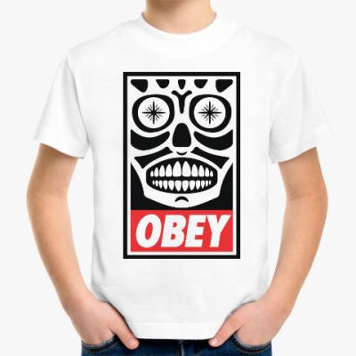 Детская футболка Obey Mexico