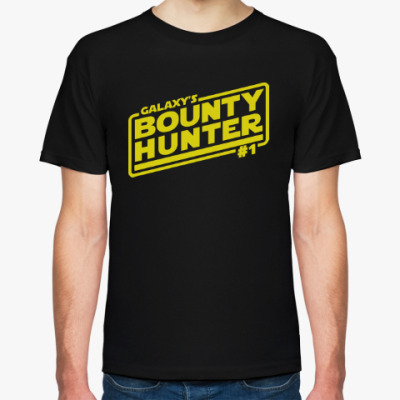 Футболка Bounty Hunter