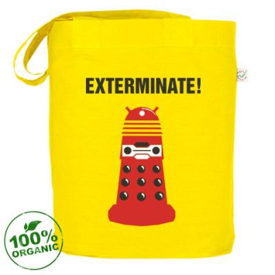 Сумка Exterminate!