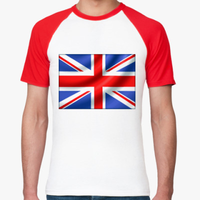 Футболка реглан UK
