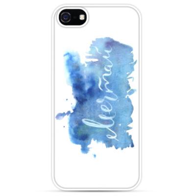 Чехол для iPhone Акварельные мечты