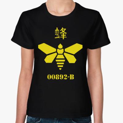 Женская футболка Пчела (Во все тяжкие)